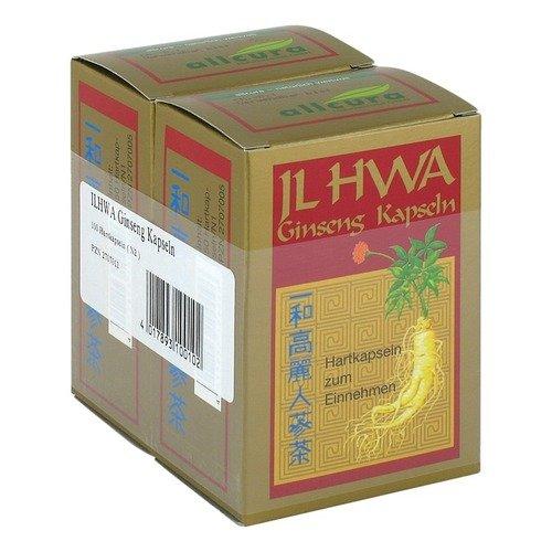Ginseng IL HWA Hartkapsel 100 stk