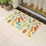 QIER-YD 50 * 80 CM/60 * 90 CM Home/eingang teppich/fuß teppich/foyer teppich/wohnzimmer/vakuum teppich/anti-rutsch teppich/fassade teppich Beige 60*90CM