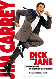 Fun with Dick and Jane - Movie Poster - 69x102 cm
