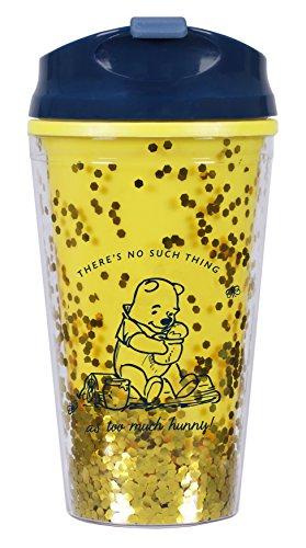 Winnie The Pooh MUGTWP01 500 ml Taza de viaje de plástico - (Miel)