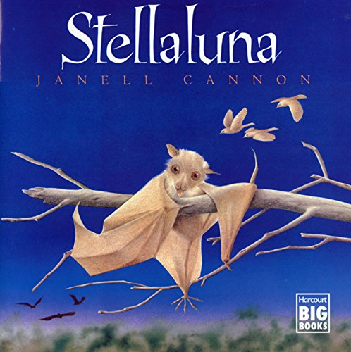 stellaluna-harcourt-brace-big-books