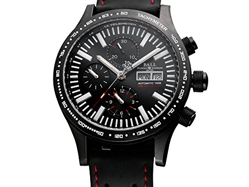 Ball Fireman Automatic Watch Storm Chaser DLC Chrono, Limited Edition