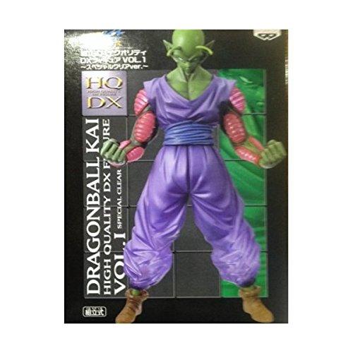 Dragon Ball Kai vorgefertigten hochwertigen DX Figur vol.1 Sonder klare Ver. Piccolo einzelnes Element (Japan Import / Das Paket und das Handbuch werden in Japanisch)