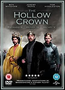 The Hollow Crown - 4-DVD Box Set ( The Hollow Crown: Series 1 ) ( The Hollow Crown: Series One ) [ Origine UK, Nessuna Lingua Italiana ]
