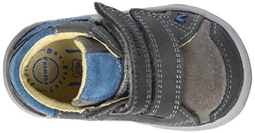 Primigi Baby Jungen Pbx 8025 Sneaker Grau (Antrac/Grigio)