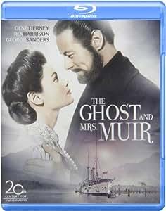 Ghost & Mrs Muir [Blu-ray] [1947] [US Import]