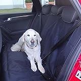 Auto Rücksitzbankabdeckung, Schondecke empfohlen für Ford Grand C-Max Van - wasserabweisend, 119x4x142,2cm