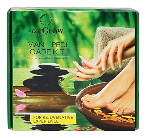 Oxyglow Mani Pedi Care Kit, 400g