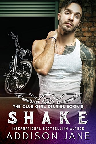 New Release Shake (The Club Girl Diaries Book 8) PDB