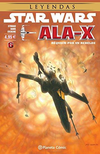 Star Wars Ala X 06 por VV.AA.