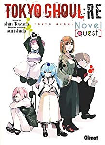 Tokyo Ghoul:Re Novel Edition simple Tome 1