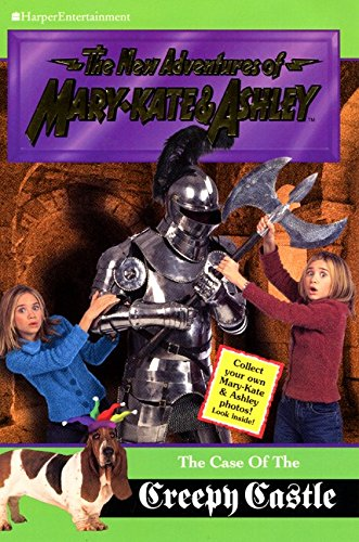 New Adventures of Mary-Kate & Ashley #19: Case of the Creepy Castle: The Case of the Creepy Castle