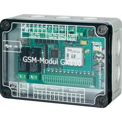 Preisvergleich Produktbild CE GSM FERNSCHALT-/MESS-/ALARM-SYSTEM GX110