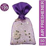 3Pure Perfume Potli Lavender Air Freshener (50 gm)
