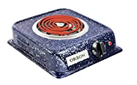 Orbon 1250-Watt G Coil Radient Cooktop With ON-OFF Indicator & 2 Mtr. Heavy Duty 16 Amp. Wire Cord ( HUGE DIWALI DISCOUNT & FREE SHIPPING )