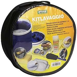 cora 000120722 kit de lavage 6 pi ces. Black Bedroom Furniture Sets. Home Design Ideas