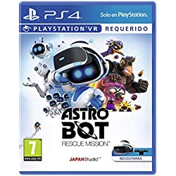 AstroBot: Rescue Mission - Videojuego PlayStation VR (PS4)