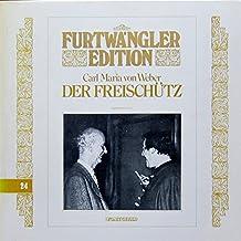 Weber: Der Freischütz (Furtwängler Edition) [Vinyl Schallplatte] [3 LP Box-Set]