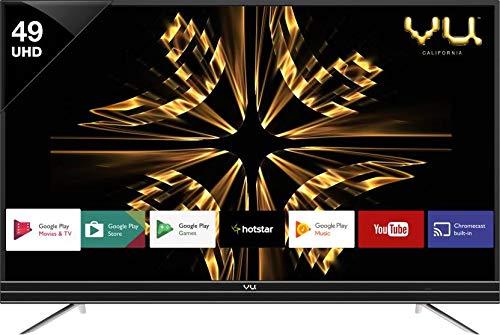 Vu 49SU131(49) 124 cm Android 4K UHD LED TV