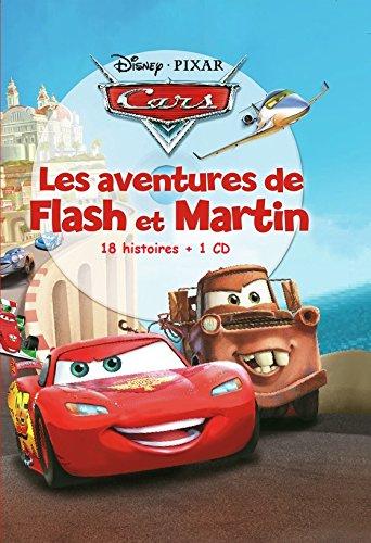Les aventures de Flash et Martin (1CD audio)