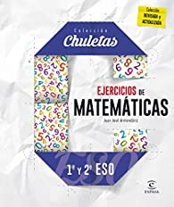 Ejercicios matemáticas 1º y 2º ESO par Juan José Armendáriz