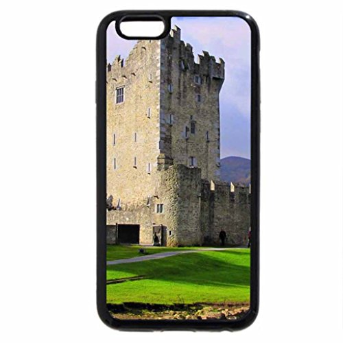 iPhone 6S / iPhone 6 Case (Black) Ross Castle, Killarny, Ireland