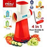 Ritu Drum Slicer And Shredder With 4 Drum Blades 4 In 1