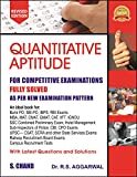 About the Book Ever since its release in 1989, Quantitative Aptitude has come to acquire a special place of respect and acceptance among students and aspirants appearing for a wide gamut of competitive exams. Now, more than a quarter of a century lat...