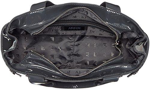 Armani Jeans 922526cc855, Sacs portés main Gris (GRIGIO 00143)