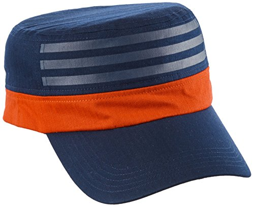 adidas Hc France Casquette Collegiate Navy/Scarlett FR : 56 cm (Taille Fabricant : 56 cm)
