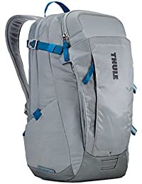 Thule EnRoute Triumph 2, Nylon, Gris, Monótono, Unisex, Apple MacBook Pro, 364 x 24 x 249 mm