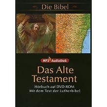 Die Bibel - Das Alte Testament. DVD: Hörbuch im mp3-Format