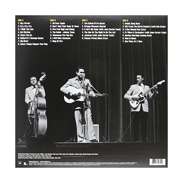 The Essential Johnny Cash [2 LP]