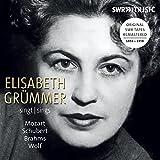 Elisabeth Grummer chante Mozart, Schubert, Brahms et Wolf