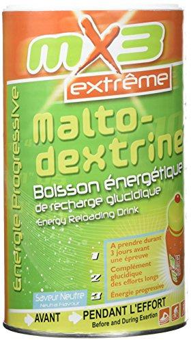 MX3 Extrême Boisson Maltodextrine Goût Neutre