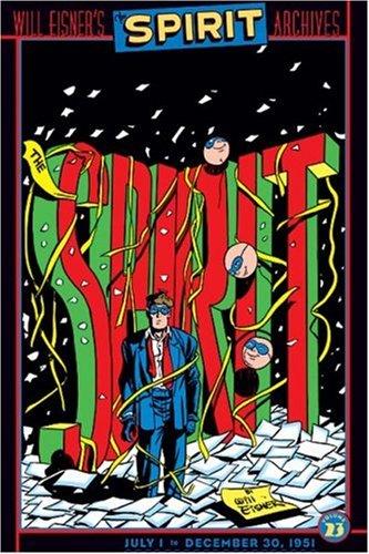 The Spirit Archives, Volume 23
