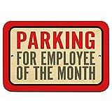 Aide au stationnement pour vous donner le mois de 22,9cm x 15,2cm (22,86cm x 15,24cm) Panneau en bois