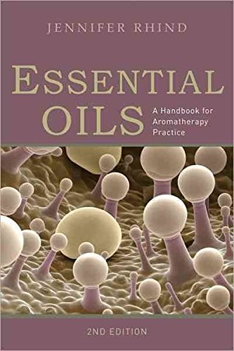 [Essential Oils: A Handbook for Aromatherapy Practice] (By: Jennifer Peace Rhind) [published: July, 2012]