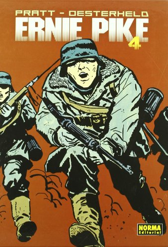 Ernie Pike 4 Cover Image