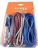 #2: Xenos Python Amplifier Kit - Pvc Material Multi-Coloured Amp Wiring Kits > 8 Gauge