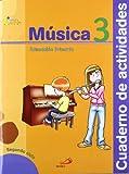 Música 3 - Proyecto Acorde - Cuaderno de actividades: Educación Primaria. Segundo ciclo - 9788428537131