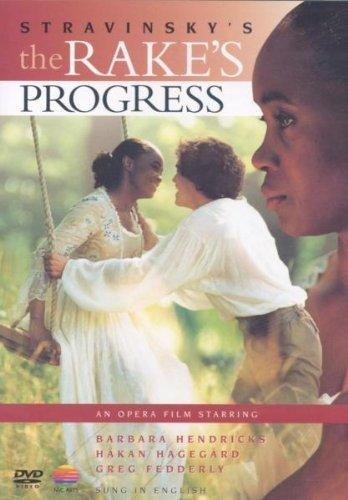 Preisvergleich Produktbild Strawinsky,  Igor - The Rake's Progress