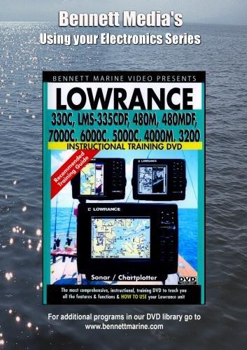 LOWRANCE CHARTPLOTTER/SONAR 330C,LMS-335CDF,480M, 480MDF Lowrance Lms