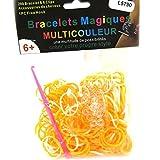 Les Trésors De Lily L5790 - Webstühle orange oder weiße magie armbänder.