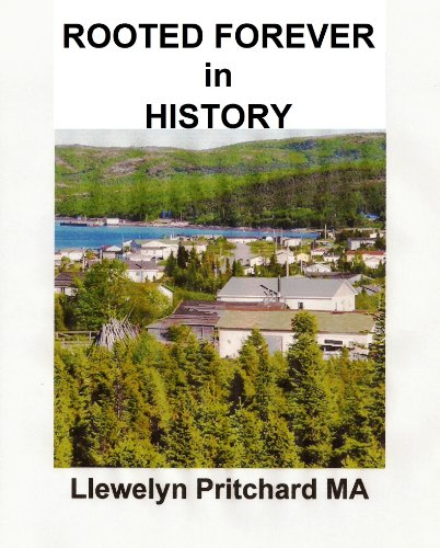 ROOTED FOREVER in HISTORY (Port Hope Simpson Misterios nº 9) por Llewelyn Pritchard MA