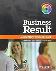Business Result: Elementary: Student's Book with DVD-ROM and Online Workbook Pack by Speck Chris (2012) Paperback
