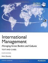 International Management by Helen Deresky (2013-03-07)