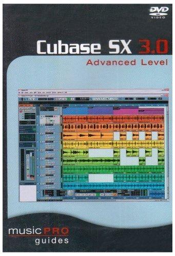 Price comparison product image Music Pro Guide - Cubase SX 3 Advanced Level [DVD]