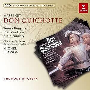 Don Quichotte - Plasson, Van Dam, Berganza, Plasson, Van Dam ...