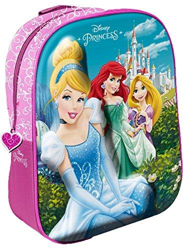 ddf7a37e3d Confronta prezzi zainetto asilo principesse disney. Galleria fotografica  Star Licensing Disney Princess - Zaino 3D Zainetto per bambini, Multicolore